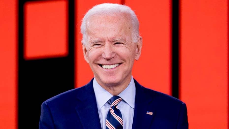 Tucker: Biden's career bankrolled by credit card companies