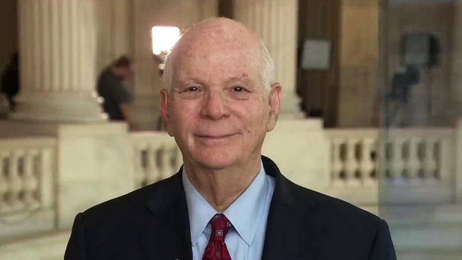 Sen. Cardin: There are disagreements among the House managers and the President's lawyers on key facts