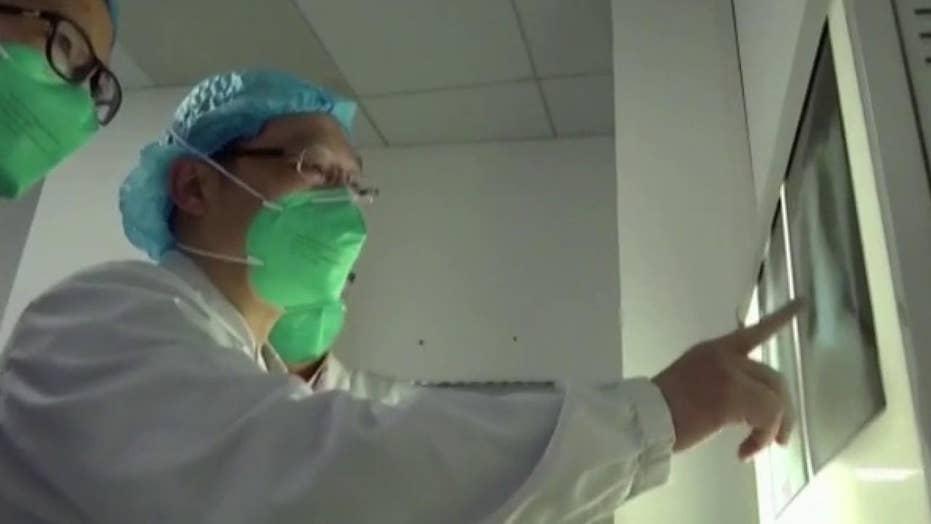 'Very little evidence' the coronavirus epidemic is under control, says virology expert