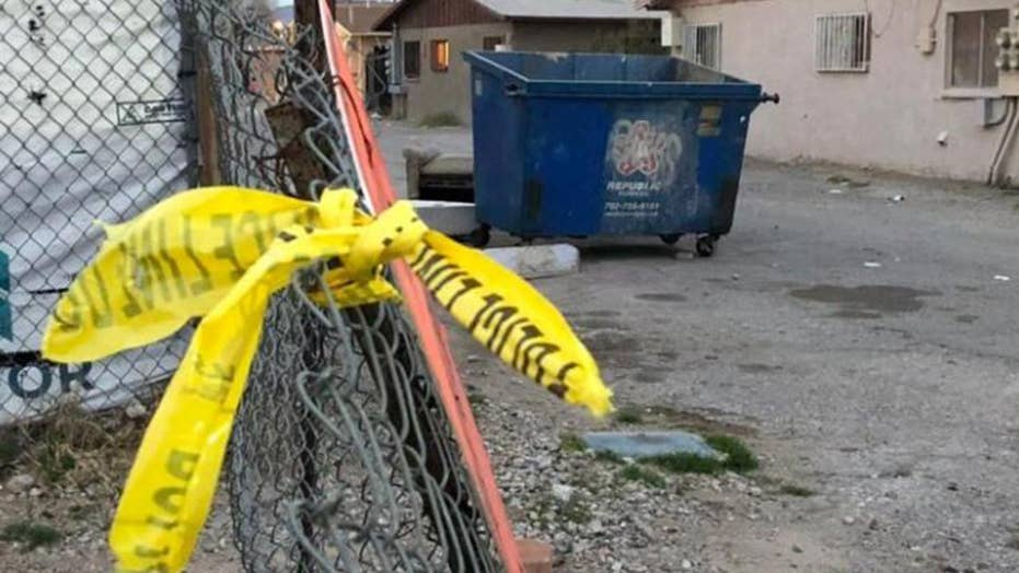 Baby boy found dead in a dumpster in North Las Vegas