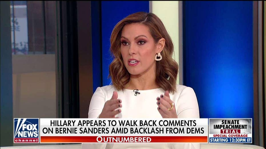 Lisa Boothe: Bernie Sanders still in a strong position to win nomination