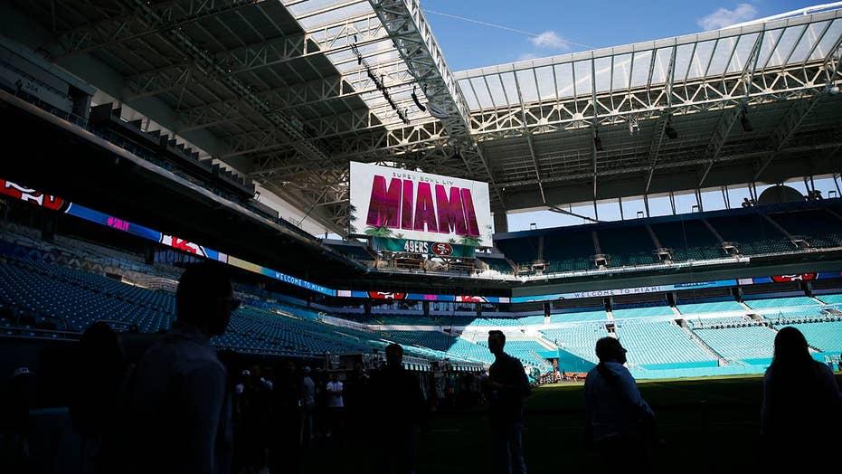 Miami putting final touches on Super Bowl LIV preparations