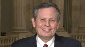 Sen. Daines on Trump's call to 'go the long way'