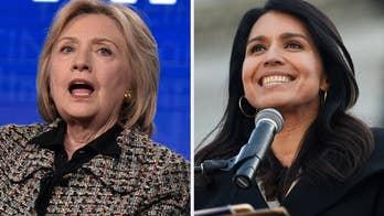 Tulsi Gabbard files defamation lawsuit against Hillary Clinton