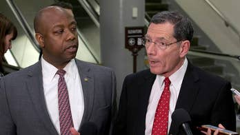 Senate Republicans push back on impeachment argument presented by House Democrats
