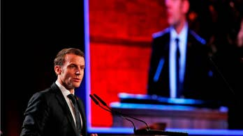 French President Macron goes on verbal tirade after incident with Israeli security guard