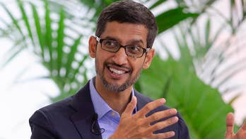 Google CEO says artificial intelligence needs regulation