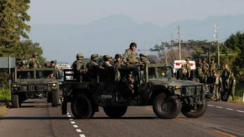 Mexican authorities push hundreds of migrants back into Guatemala