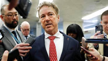 Sen. Rand Paul says 45 Republicans are ready to dismiss impeachment charges and end trial