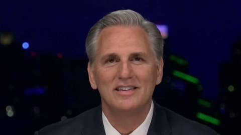 McCarthy: Adam Schiff fixated on a 'cover up' but he's the one covering up