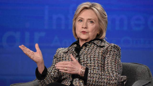 Hillary Clinton lashes out about Bernie Sanders, saying 'nobody likes him'