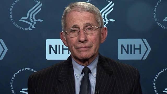 Coronavirus vaccine in the works, says NIH infectious disease expert