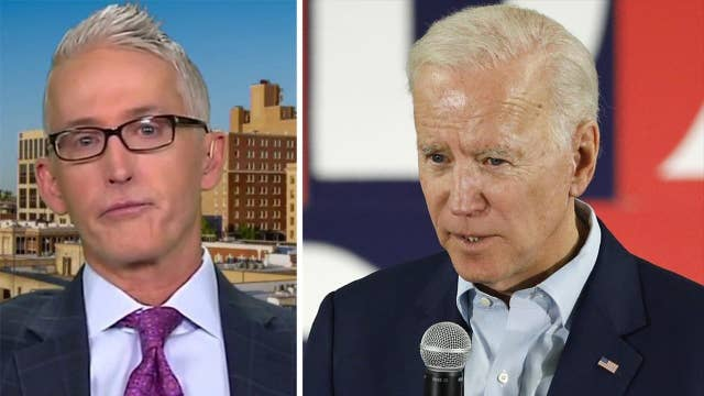 Gowdy: If Biden wasn't a candidate, would Trump charges be an impeachable offense?
