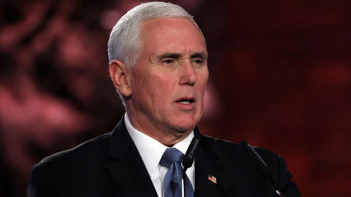 Vice President Pence addresses World Holocaust Forum in Israel