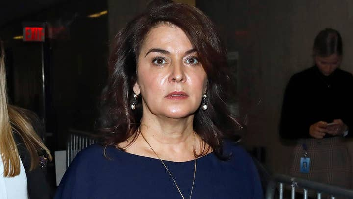 Actress Annabella Sciorra expected to take stand in Harvey Weinstein trial