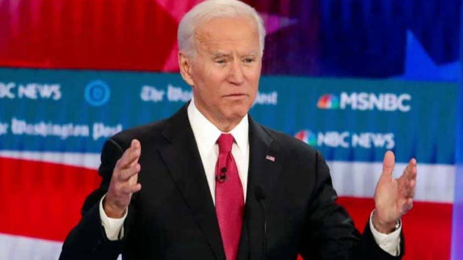 Joe Biden edges further left on immigration ahead of Iowa caucuses