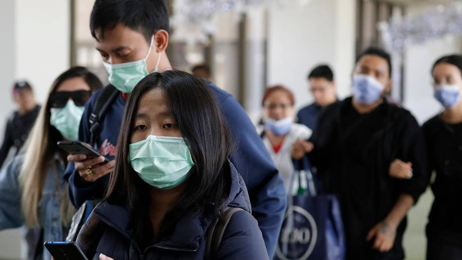 World Health Organization considers declaring coronavirus an international emergency