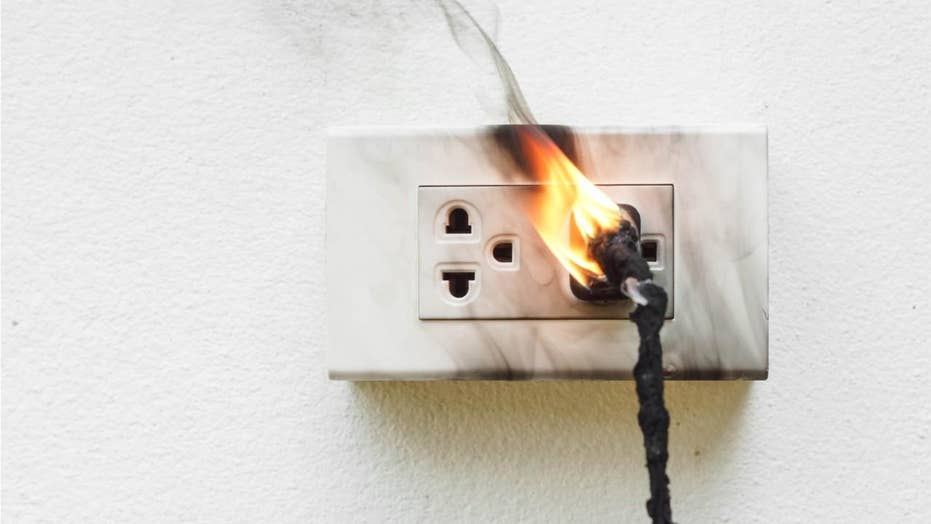'TikTok' 'Outlet challenge' prompts safety warnings from fire investigators