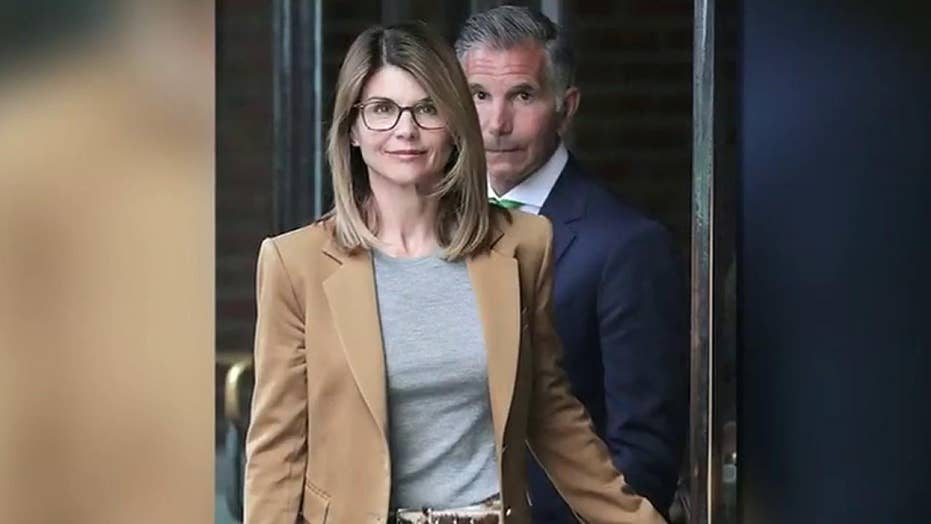 Lori Loughlin's daughters could be called as witnesses in college admissions scandal: report