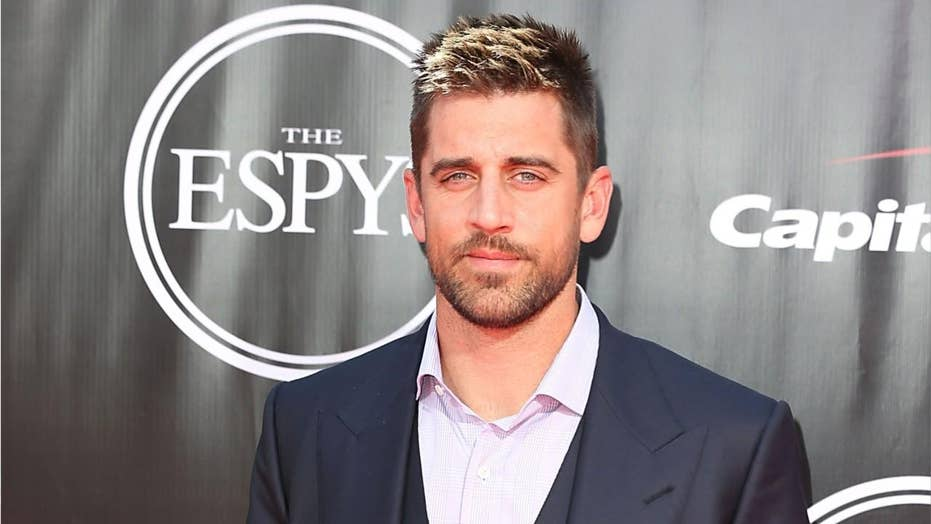 REPORT: Aaron Rodgers' family bothered by his religous comment on Danica Patrick's podcast