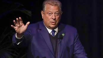 Al Gore compares climate crisis to 9/11 terrorist attacks