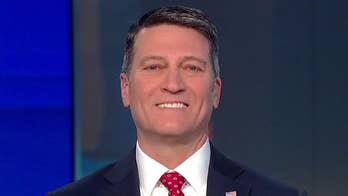 Former White House physician Ronny Jackson running for Congress in Texas