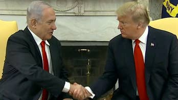 Trump may release Mideast peace proposal ahead of meeting with Netanyahu, Gantz