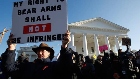 Virginia lawmakers reject Northam's assault-weapons ban, as Dems balk