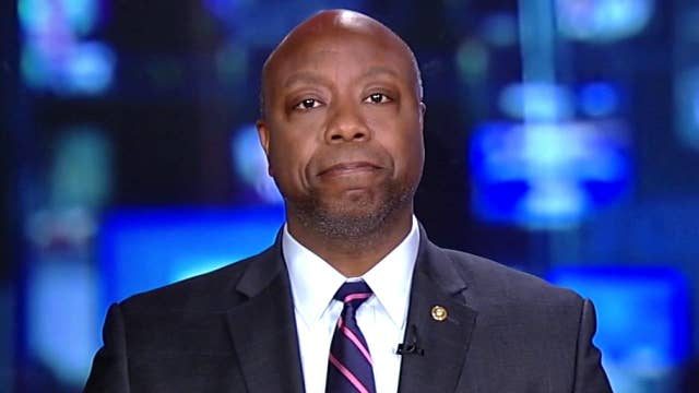 Sen. Tim Scott says impeachment managers have not added a single piece of new information