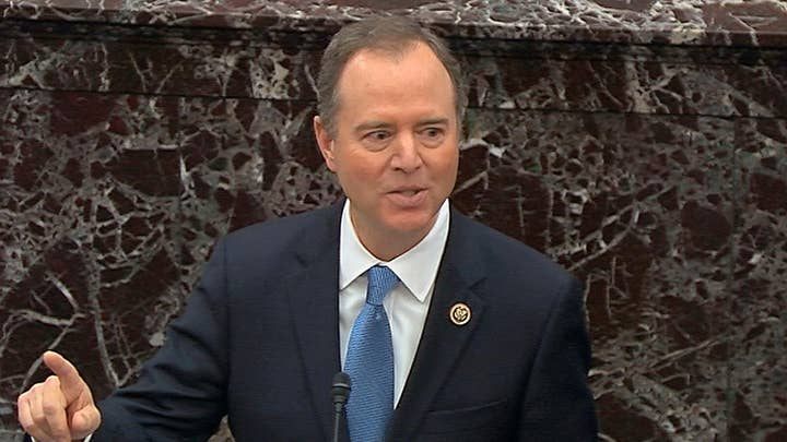 Schiff suggests Russia could attack US during trial argument