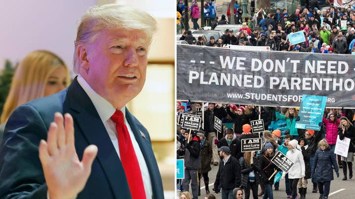 Former abortion worker on what it means for President Trump to attend the March for Life
