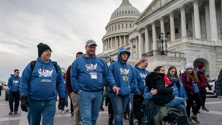 Trump to become first president to attend March for Life