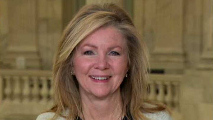 Sen. Blackburn responds to accusation she wasn't paying attention during trial