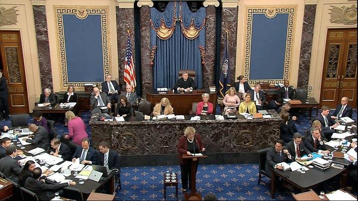 Senate losing appetite for impeachment trial witnesses?