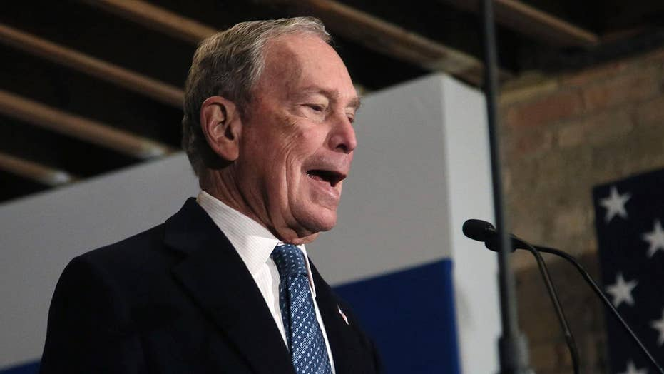Tucker: Bloomberg apologizing for his whole existence