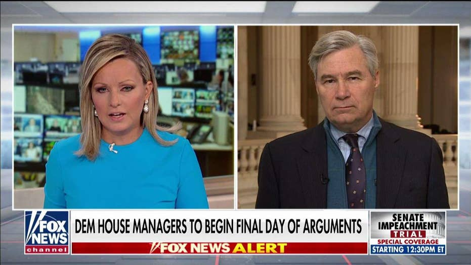 Sen. Whitehouse on impeachment trial: Repetition is key to building a case