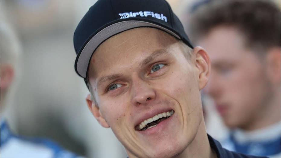 World Rally Championship driver Ott Tanak survives dramatic crash at Monte Carlo Rally