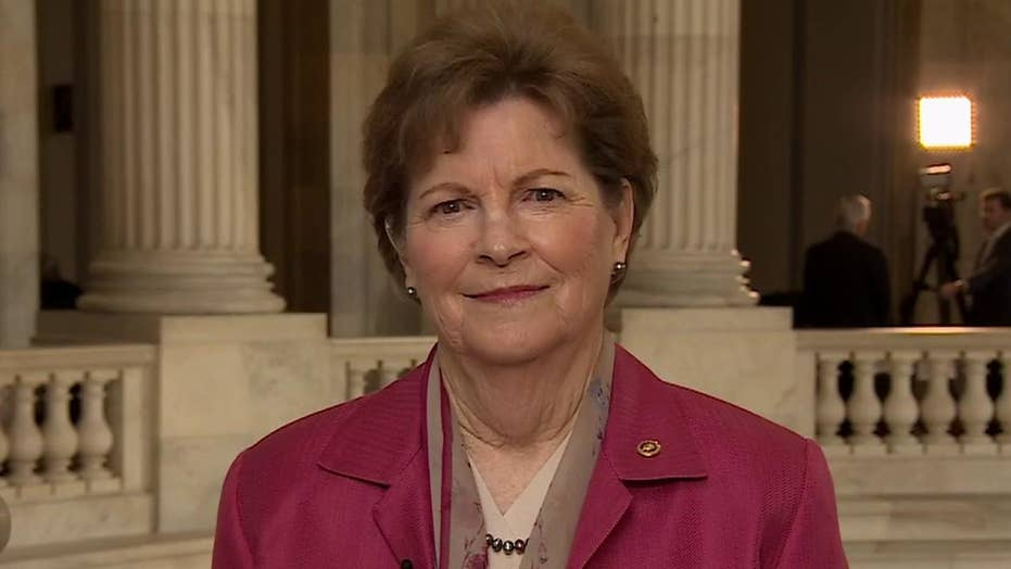 Democratic senator claims some GOP members 'are bordering on sedition and treason'