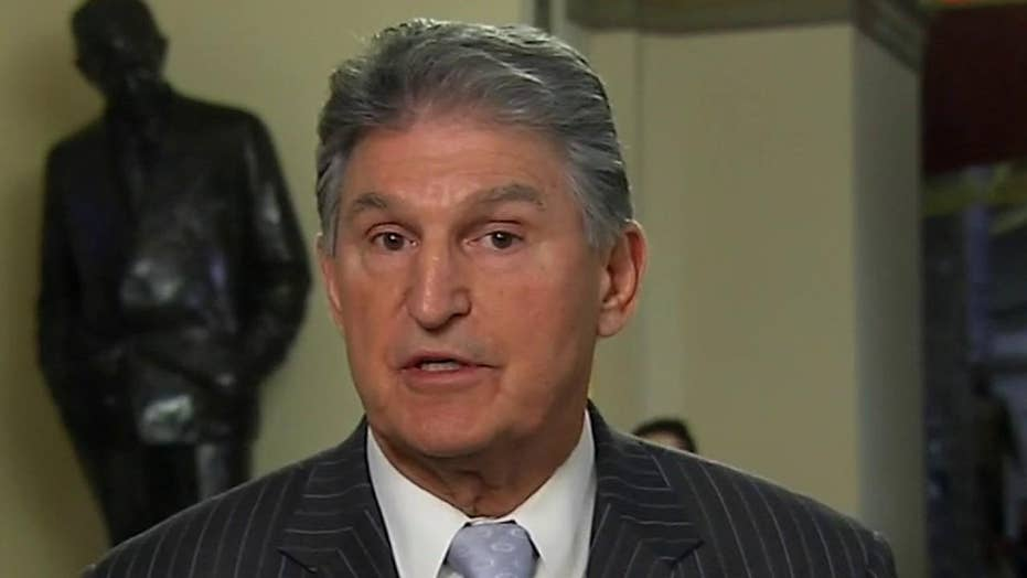 Manchin still undecided on impeachment, says John Roberts should determine which witnesses can be called