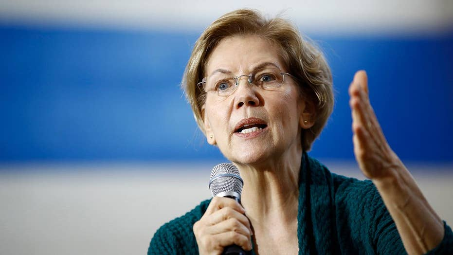 Father confronts Elizabeth Warren over her student loan debt plan: 'We get screwed'