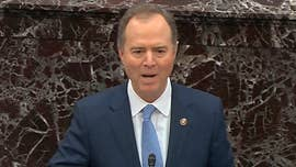 Dan Gainor: In impeachment trial coverage, liberal media heap praise on Schiff and Democrats prosecuting Trump