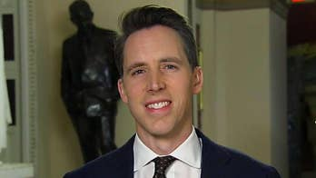Sen. Hawley: Hysteria motivating this impeachment inquiry