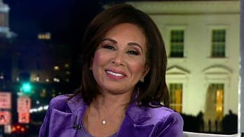 Judge Jeanine: Clintons have no interest in protecting women