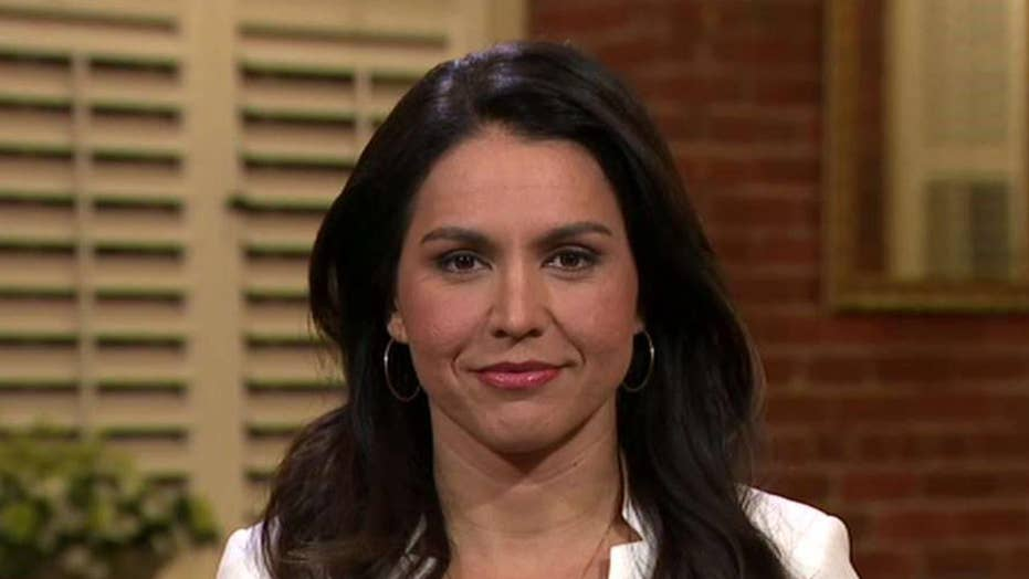 Gabbard: We are closer, yet again, to nuclear catastrophe