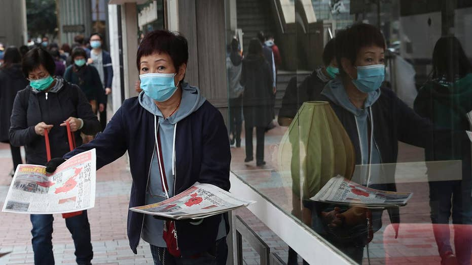 Coronavirus death toll rises to 41 in China, at least 10 countries have confirmed cases