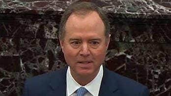 Media praise Adam Schiff's closing statements at Senate impeachment trial