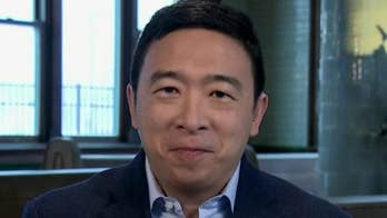 Andrew Yang becoming the candidate of choice for comedians
