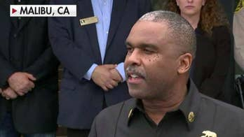 LA County Sheriff's office updates the press on helicopter crash that killed nine, including NBA star Kobe Bryant