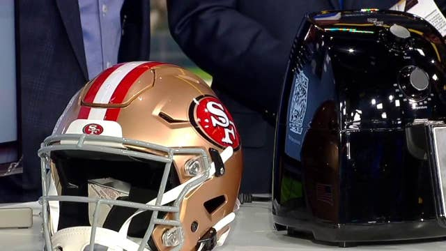 Super Bowl tech preview with 'Fox and Friends'