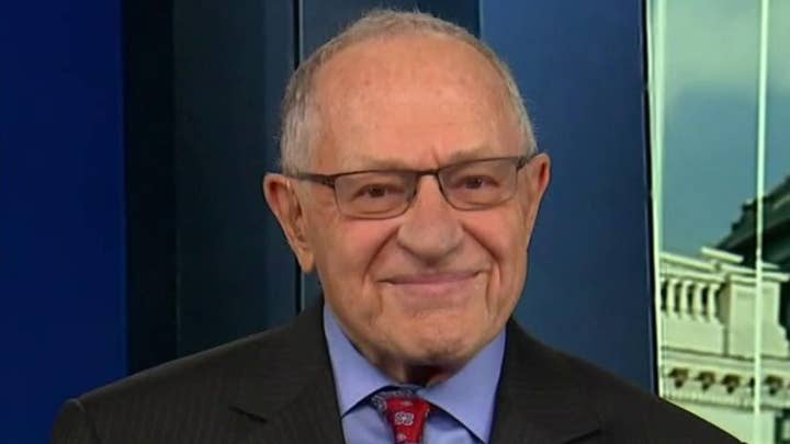 Alan Dershowitz on President Trump's impeachment defense strategy, battle over witnesses
